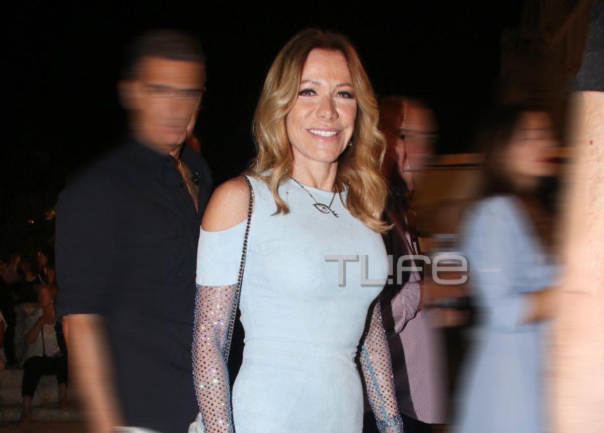 Μαριάννα Λάτση: Εντυπωσιακή εμφάνιση σε βραδινή έξοδο στο Ηρώδειο! | tlife.gr