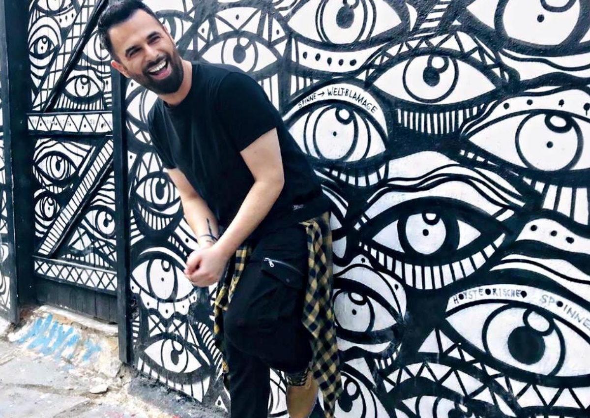 Γιώργος Παπαδόπουλος: Μπήκαμε στα γυρίσματα του νέου του video clip! [pics] | tlife.gr