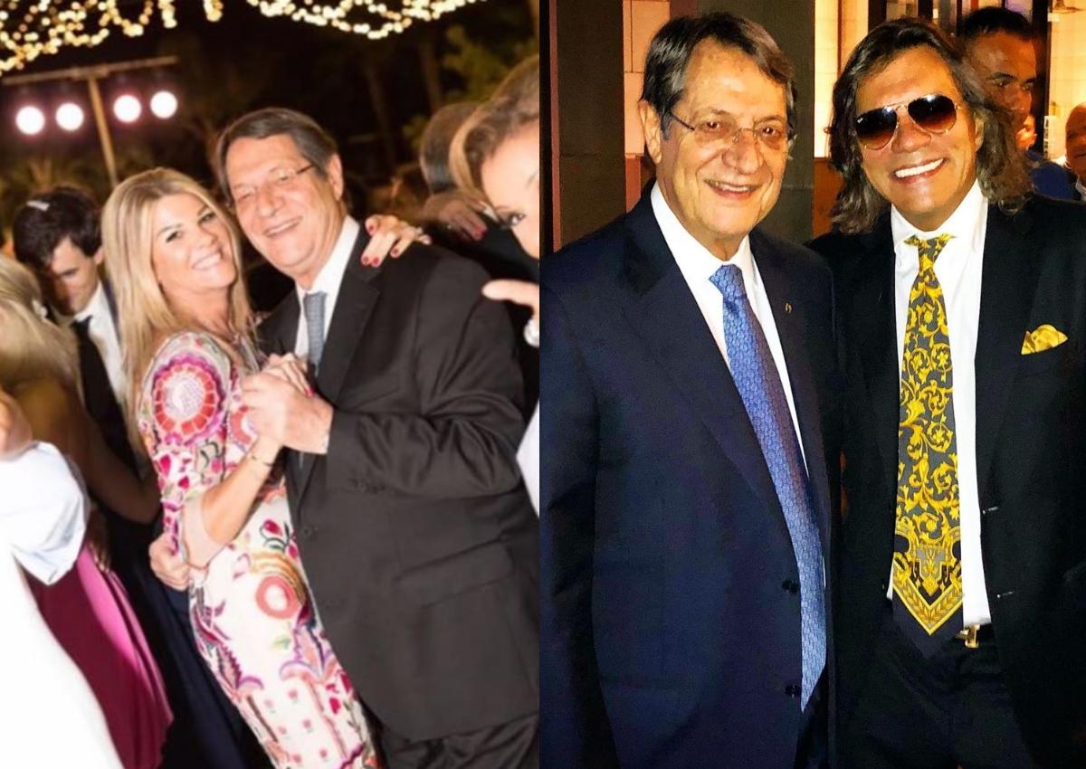 Χλιδάτα γενέθλια για την κόρη του Νίκου Αναστασιάδη σε glamorous party στη Λεμεσό!