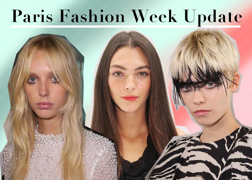 Paris Fashion Week Update: αυτά είναι και τα τελευταία beauty looks από το μήνα της μόδας!