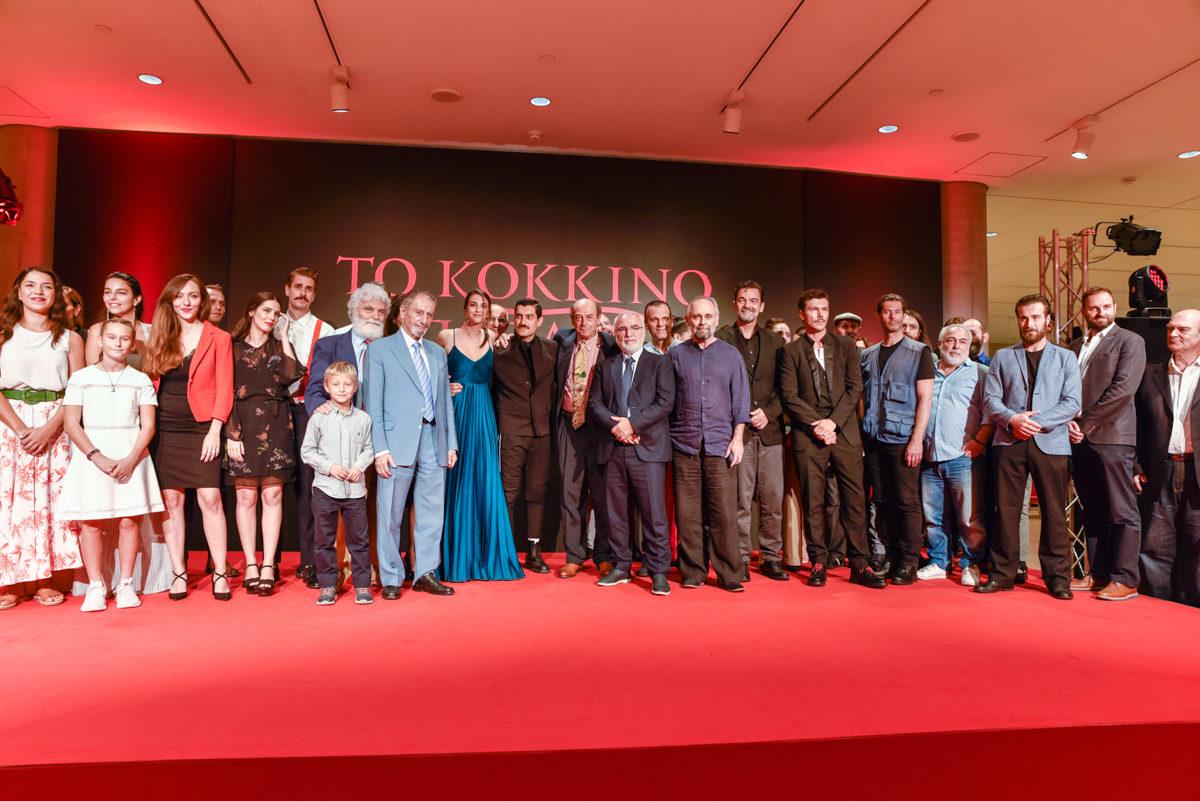 «Το Κόκκινο Ποτάμι»: Όσα έγιναν στην avant premiere της υπερπαραγωγής που ξεκινά την Κυριακή στο Open! [pics] | tlife.gr