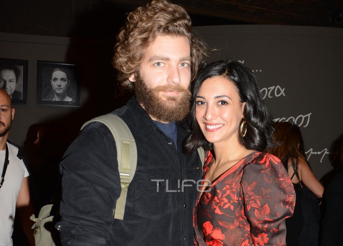 Ευγενία Σαμαρά: Ο σύντροφός της Γιάννης Ποιμενίδης την απόλαυσε στη σκηνή! [pics]
