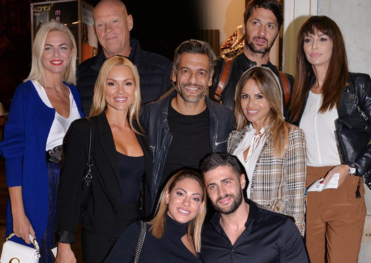 Διάσημοι Έλληνες στην avant premiere της παράστασης «Η Σκούπα» στο θεάτρο Γκλόρια! [pics] | tlife.gr