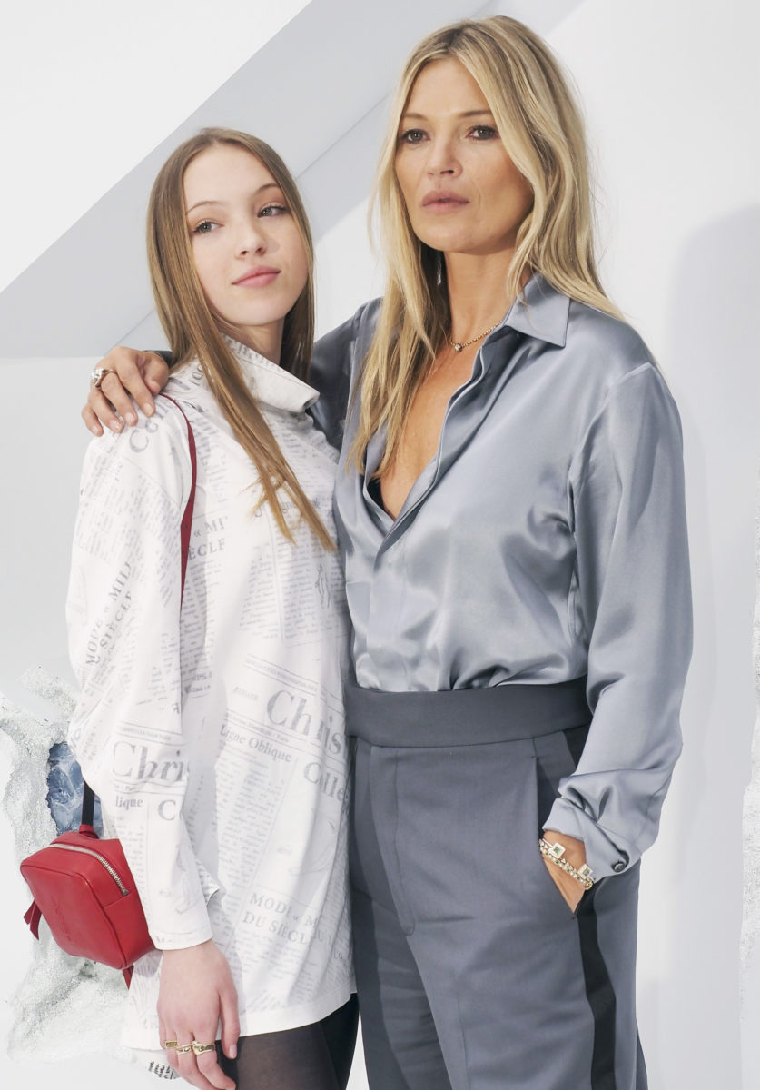 Η Kate Moss έδωσε αυτή την συμβουλή στην κόρη της για να πετύχει την τέλεια γραμμή eyeliner! | tlife.gr