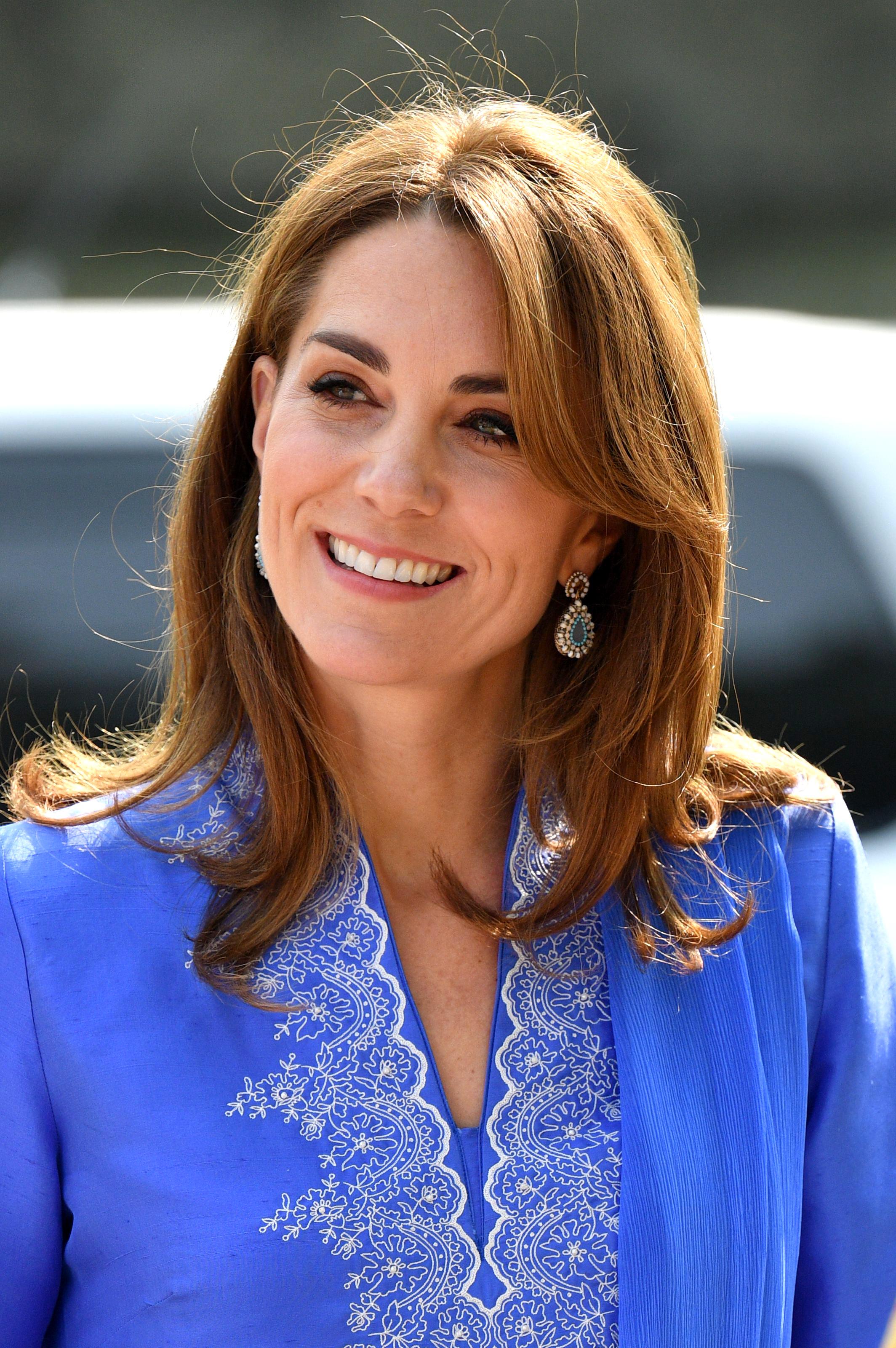 Δεν έχουμε ξαναδεί έτσι ποτέ την Kate Middleton!