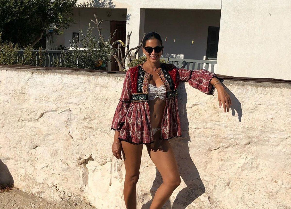 Σταματίνα Τσιμτσιλή: Αναπολεί ήδη τις ξέγνοιαστες στιγμές του καλοκαιριού! [pics] | tlife.gr