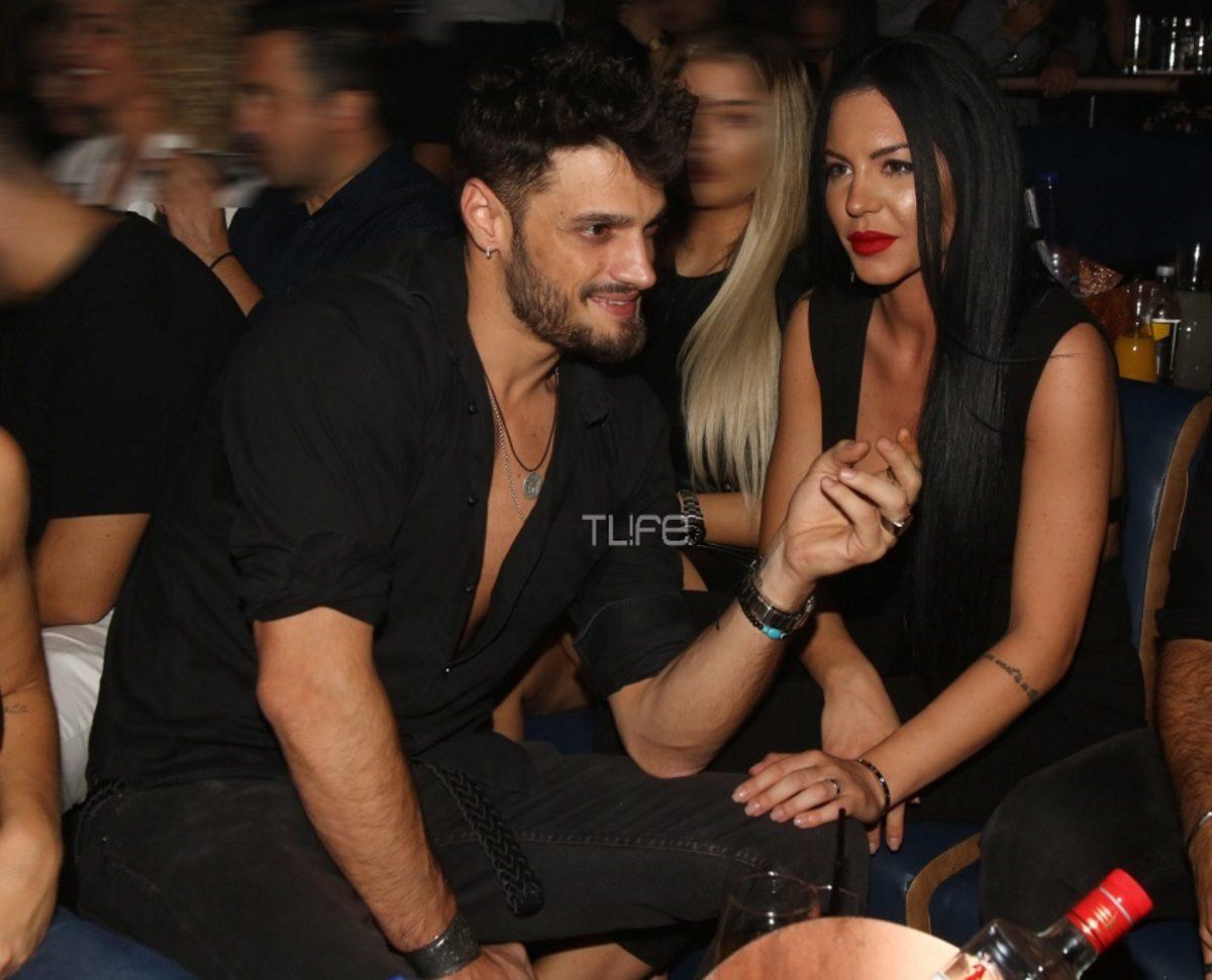 Στέλιος Νιάκαρης: Καυτά φιλιά με νέα σύντροφο σε βραδινή έξοδο! Φωτογραφίες | tlife.gr