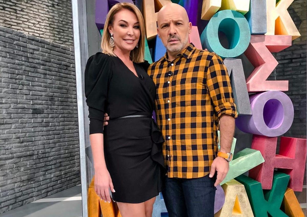 Τατιάνα Στεφανίδου: Η τηλεοπτική συνάντησή της με τον Νίκο Μουτσινά έσπασε ρεκόρ προβολών σε Facebook και YouTube! | tlife.gr