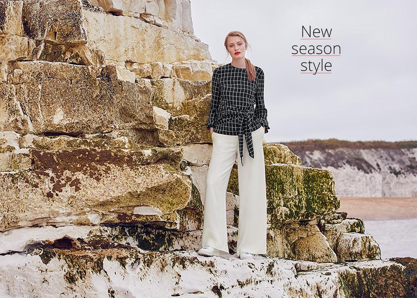 Στην εντυπωσιακή συλλογή της Ted Baker θα βρεις ό,τι χρειάζεσαι για να απογειώσεις τα χειμωνιάτικα outfits σου. | tlife.gr
