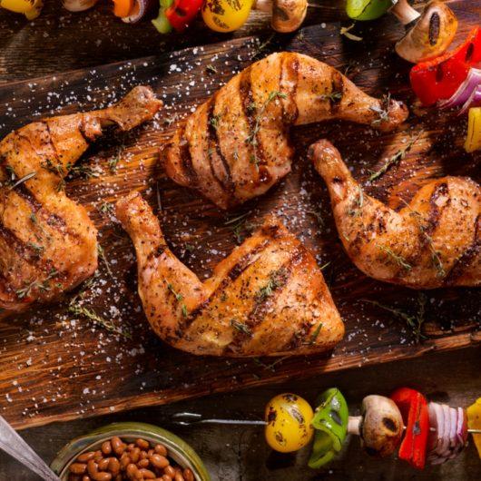 Μπουτάκια κοτόπουλου με κρέμα μουστάρδας | tlife.gr