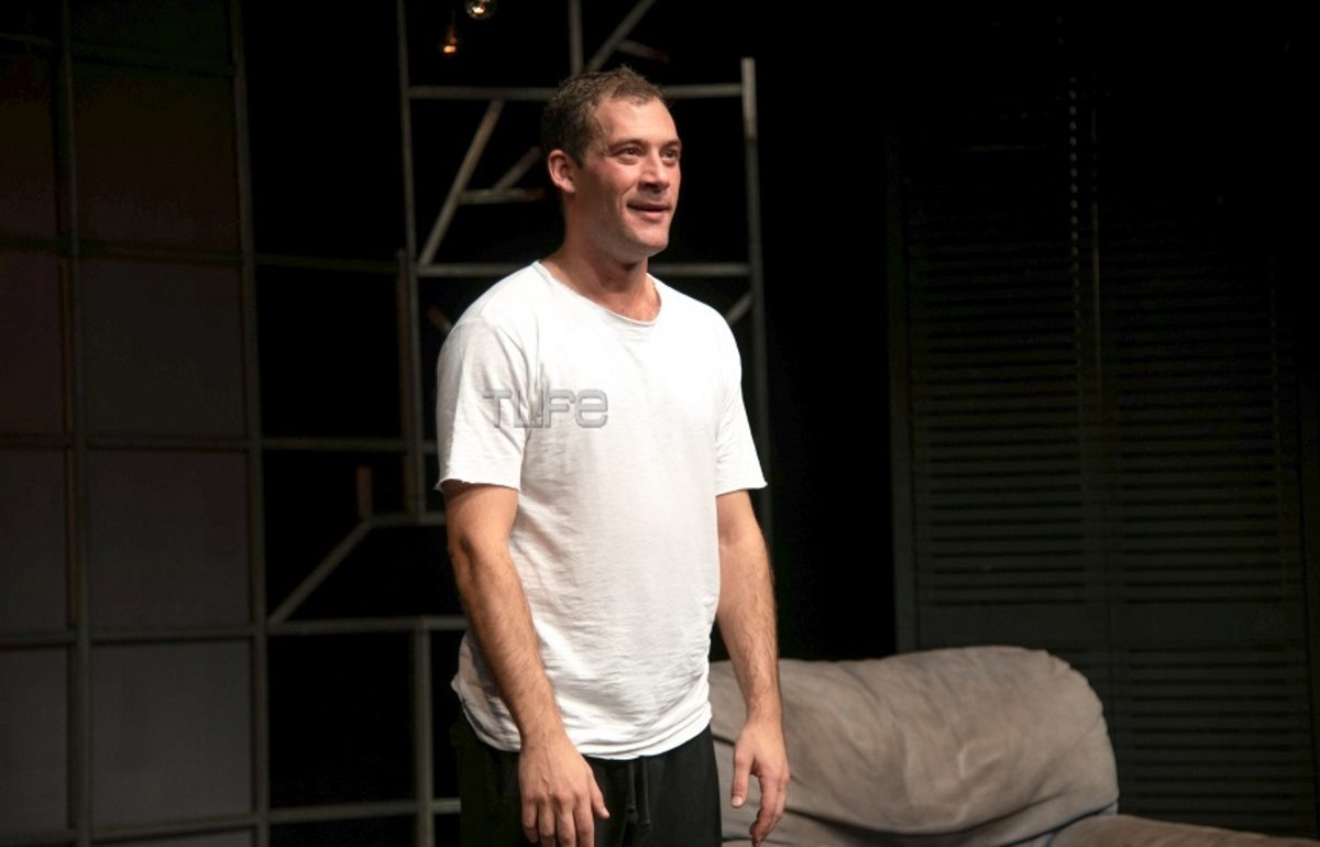 Αντίνοος Αλμπάνης: Πρεμιέρα στο θέατρο μετά τα δύσκολα! [pics] | tlife.gr