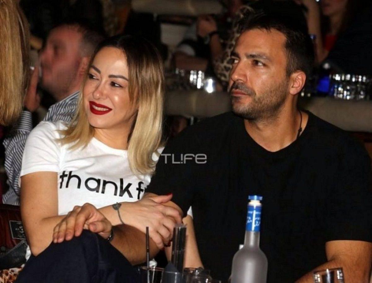 Μελίνα Ασλανίδου – Βασίλης Μουντάκης: Ξανά μαζί μερικούς μήνες μετά τον χωρισμό τους! Video | tlife.gr