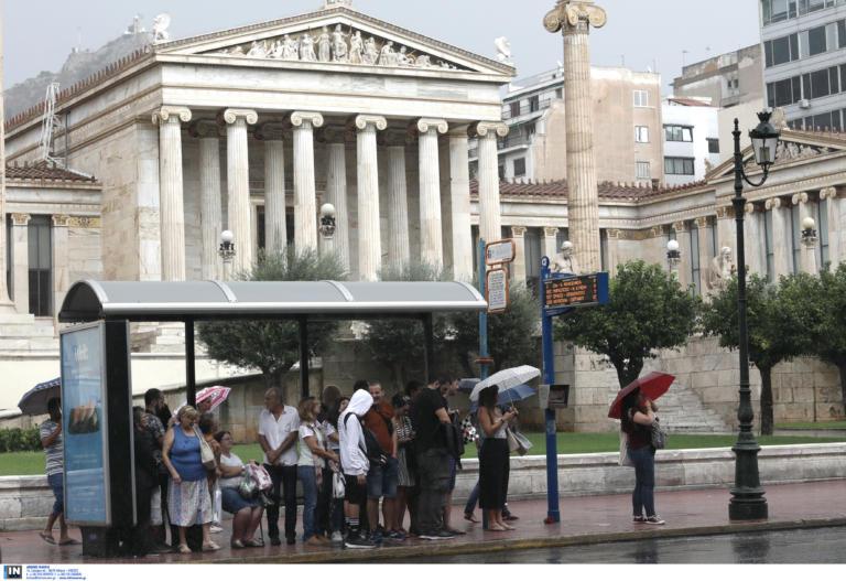 Καιρός: Καταιγίδες έως το βράδυ – Πότε θα «χτυπήσει» Αθήνα και Θεσσαλονίκη η κακοκαιρία | tlife.gr