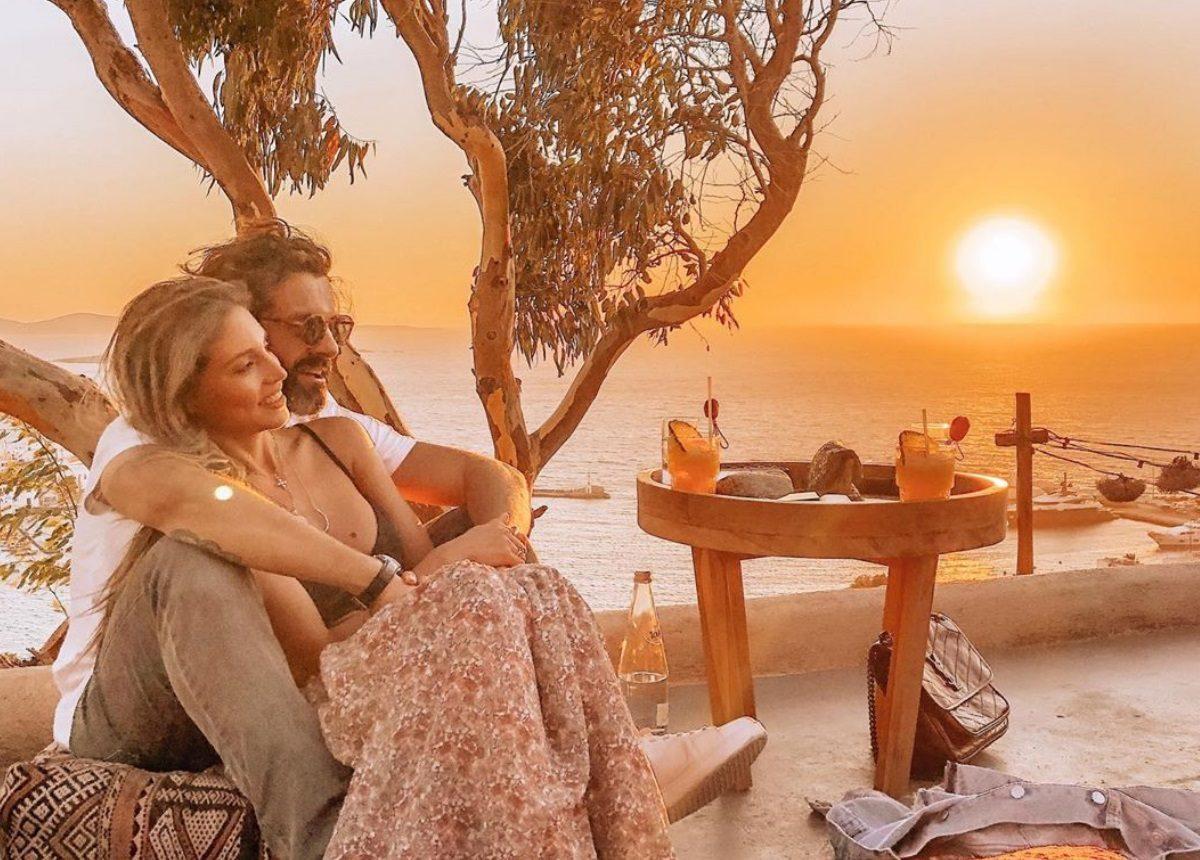 Αθηνά Οικονομάκου – Φίλιππος Μιχόπουλος: Γιόρτασαν την πρώτη επέτειο του γάμου τους! | tlife.gr