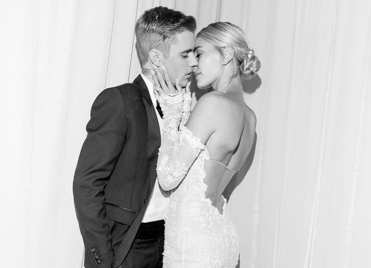 Justin Bieber – Hailey Bieber: Οι νέες φωτογραφίες από τον παραμυθένιο γάμο τους! | tlife.gr