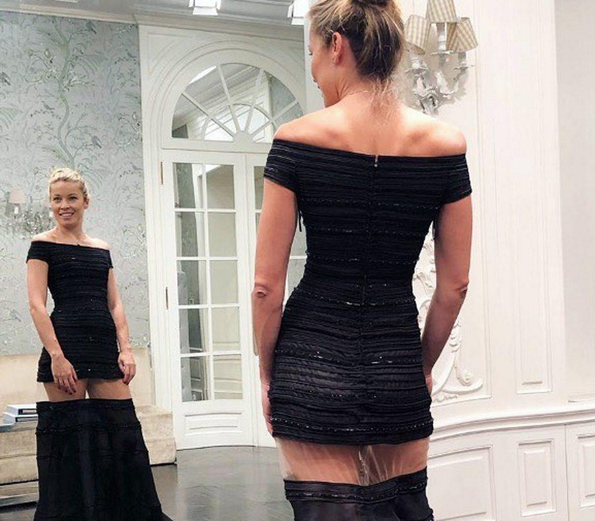 Μαριέττα Χρουσαλά: Κάνει fitting στο ατελιέ της Σήλιας Κριθαριώτη! Δες τα υπέροχα φορέματα | tlife.gr