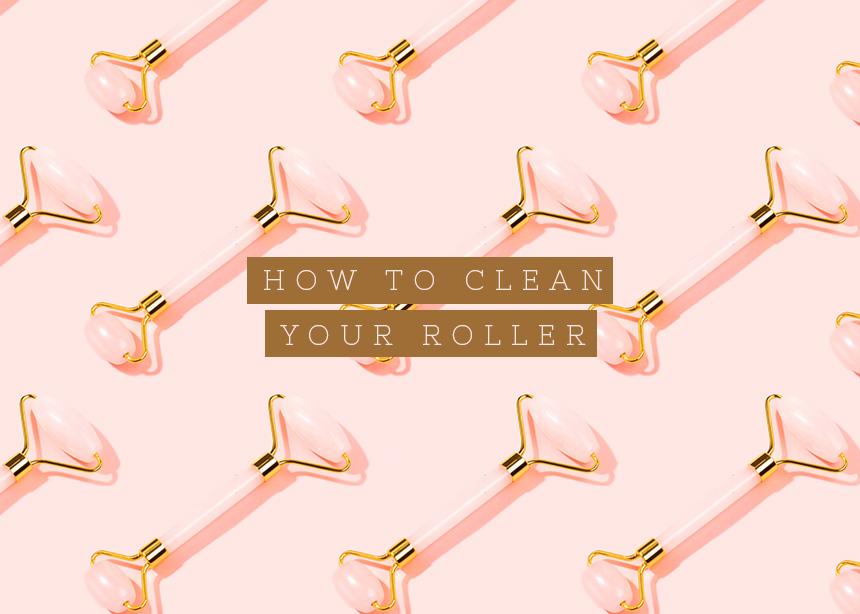 Το κάνεις λάθος! Αυτός είναι ο σωστός τρόπος να πλένεις το roller σου!