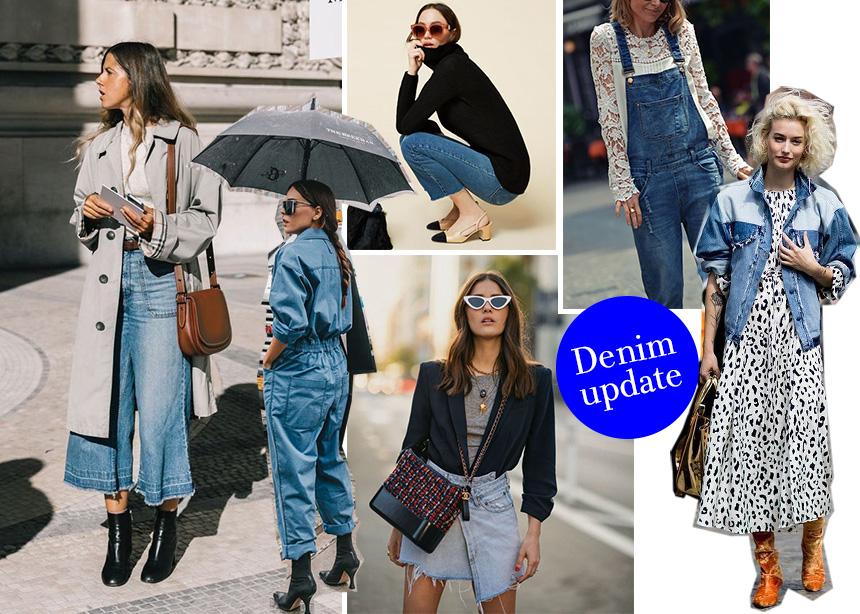 Denim style: Πως θα κάνεις update όλα τα jean κομμάτια σου με εύκολο τρόπο! | tlife.gr