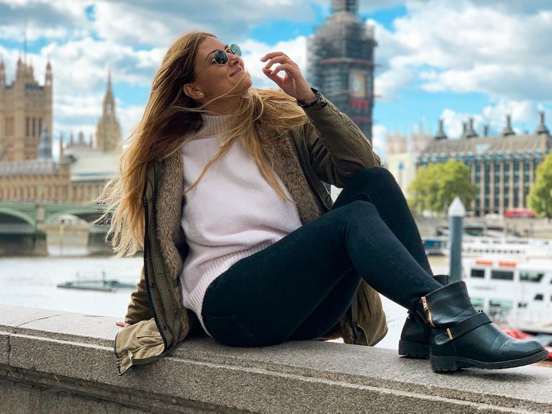 Δέσποινα Καμπούρη: Με τα κορίτσια της στο Λονδίνο! [pics,vid] | tlife.gr