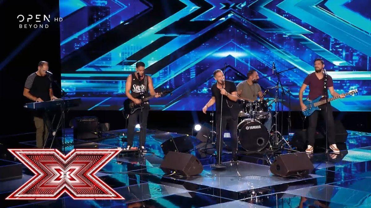 Enorasis: Η επαγγελματική εμφάνιση στο Chair Challenge του X-Factor και ο… αποκλεισμός!   tlife.gr