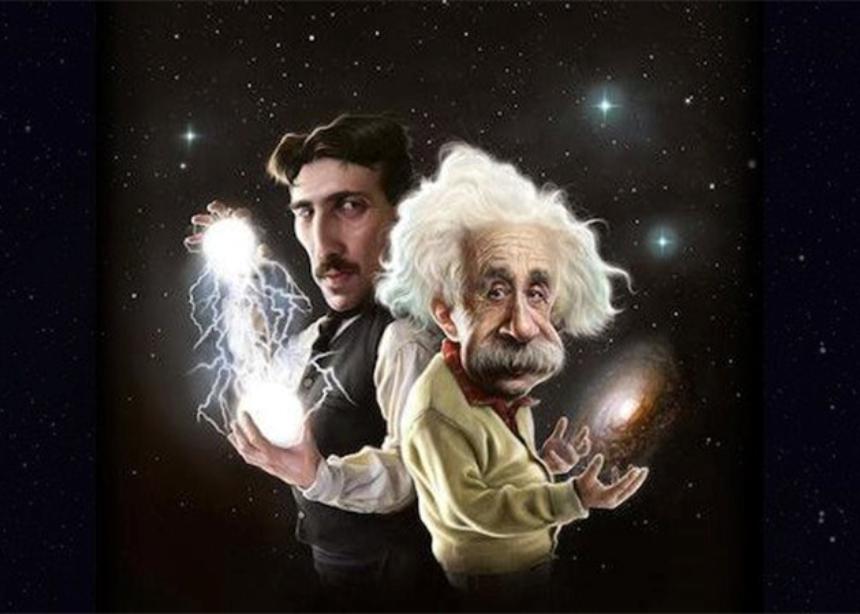 O «Αϊνστάιν, το παιδί φαινόμενο» έρχεται στο Θέατρο Βέμπο! | tlife.gr