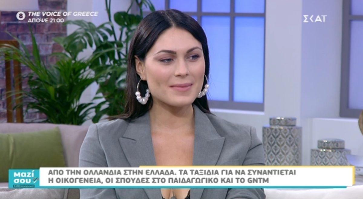 Μαζί σου Σαββατοκύριακο: Οι αποκαλύψεις της Σίλιας για το GNTM και η συγκίνηση με τις δηλώσεις της αδερφής της [video] | tlife.gr