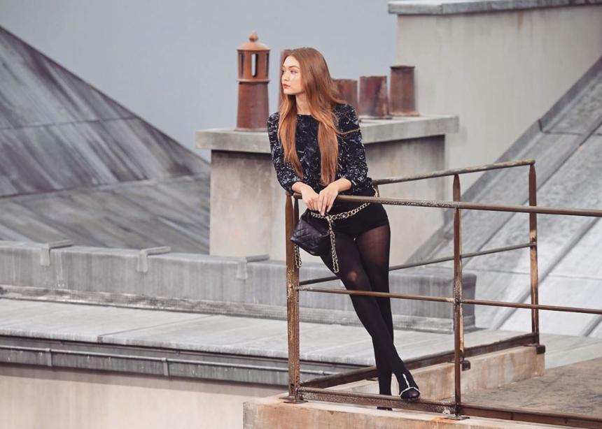 Η Gigi Hadid έχει και ένα δεύτερο instagram account! Eκεί θα δεις τις πιο ωραίες backstage pics  από τα shows! | tlife.gr