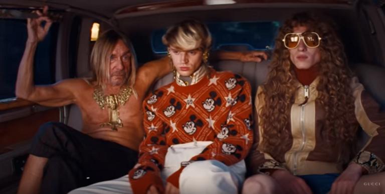 Ένα ηδονιστικό πάρτι στη νέα καμπάνια του Gucci – Video   tlife.gr