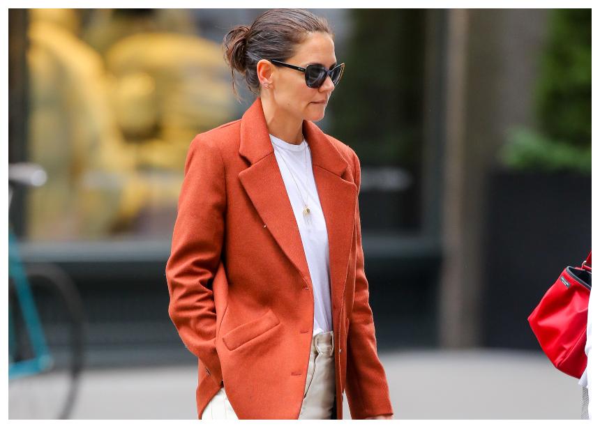 Η Katie Holmes μόλις φόρεσε το σακάκι των ονείρων σου! | tlife.gr
