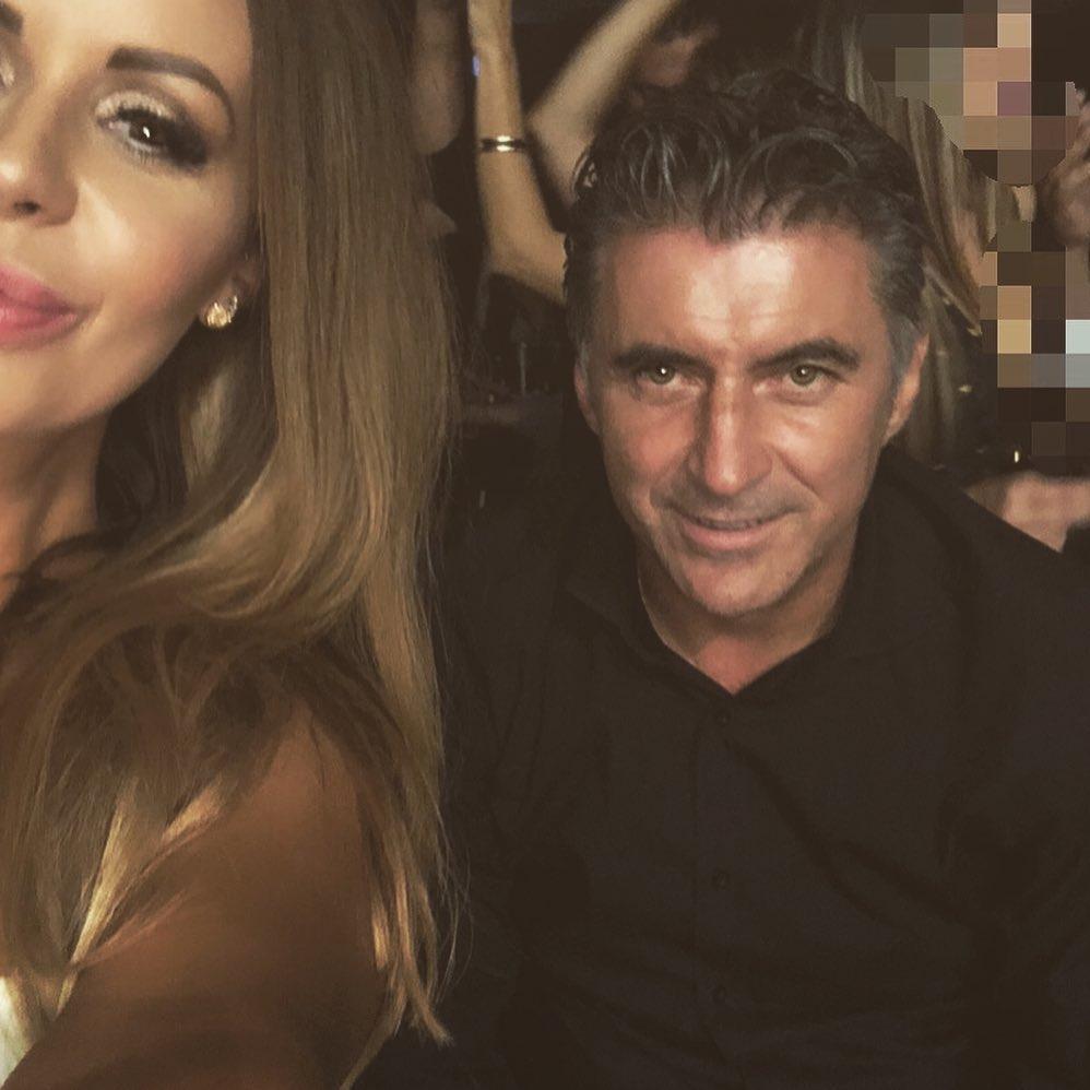 Iωάννα Λίλη: Η δημόσια ερωτική εξομολόγηση στον Θοδωρή Ζαγοράκη! [pics] | tlife.gr