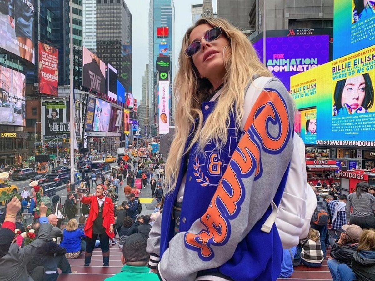 Josephine: Από το Miami… στην Νέα Υόρκη! Οι βόλτες της στην Time Square [pics,vid]   tlife.gr