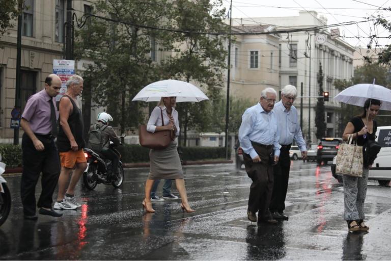 Καιρός: Τέλος το «καλοκαίρι» – Έρχονται βροχές και πτώση θερμοκρασίας | tlife.gr