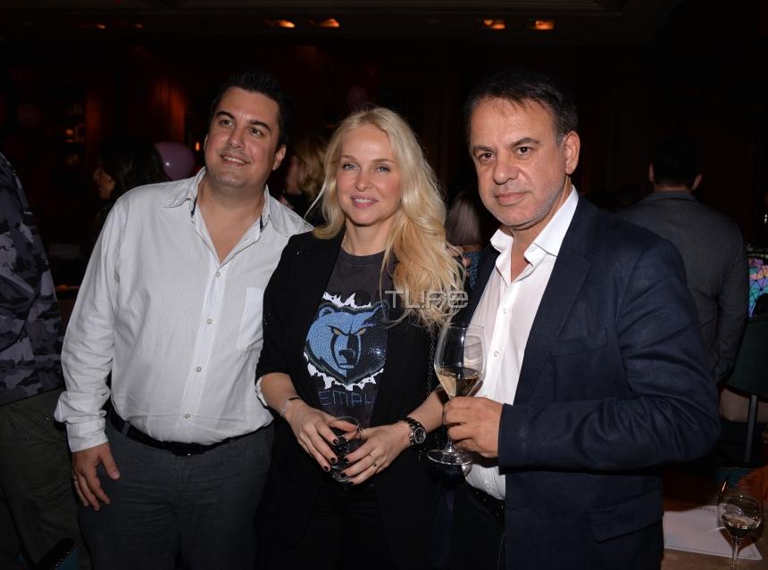Μαρί Κωνσταντάτου - Γιάννης Κεντ: Είναι ζευγάρι!