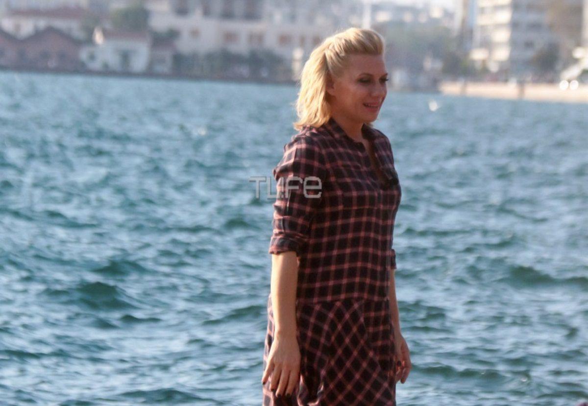 Κατερίνα Καραβάτου: Η Θεσσαλονίκη της πάει πολύ! Φωτογραφίες   tlife.gr