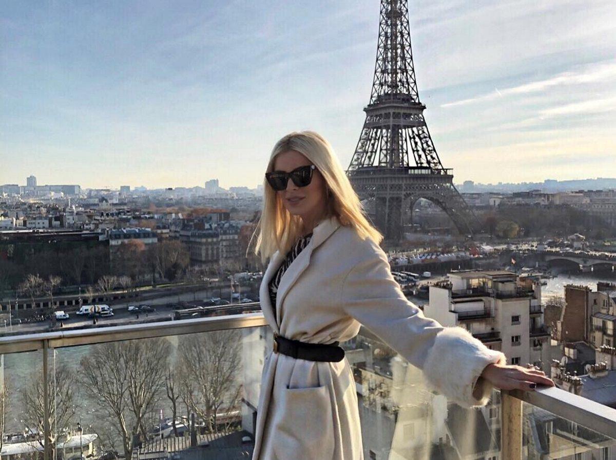 Κατερίνα Καινούργιου: Ρομαντική απόδραση στο Παρίσι μαζί με τον σύντροφό της, Φίλιππο Τσαγκρίδη [pics] | tlife.gr