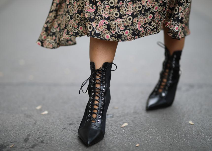 Mε αυτά τα μποτάκια θα αντικαταστήσεις τα κλασικά σου ankle boots