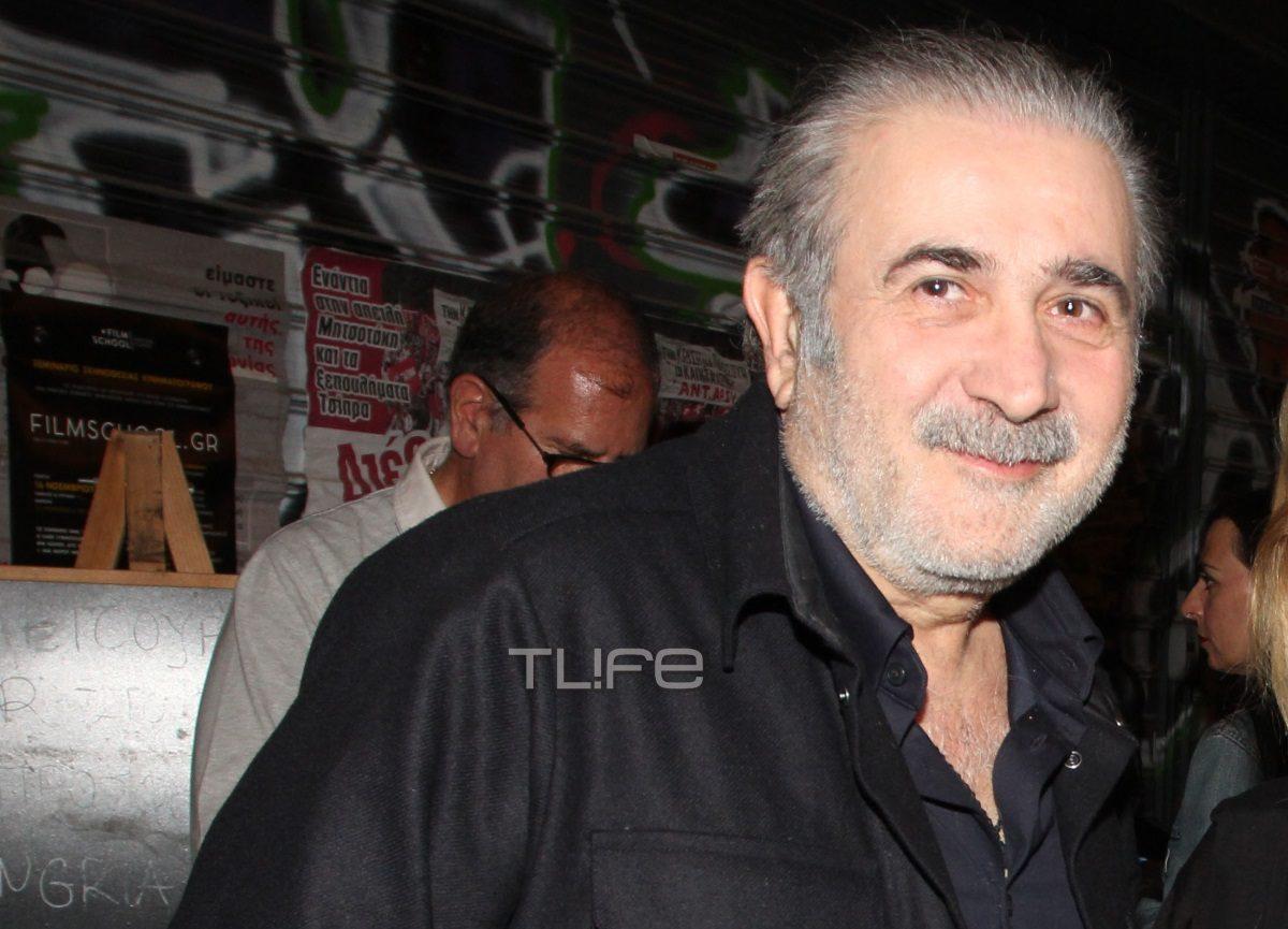 Λάκης Λαζόπουλος: Βραδινή έξοδος με τον αδερφό του μετά τα δύσκολα [pics] | tlife.gr