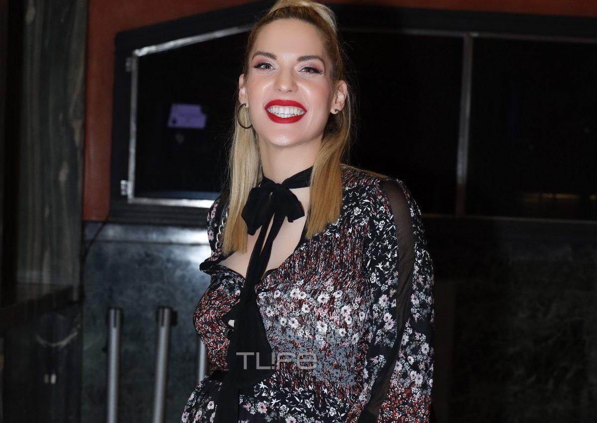 Μαντώ Γαστεράτου: Βραδινή έξοδος με chic look στον 7ο μήνα της εγκυμοσύνης της! [pics] | tlife.gr