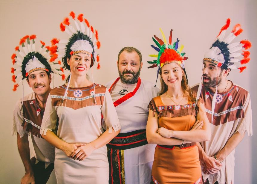 «O Θαυμαστός Κόσμος της Μαργαρίτας» κάθε Κυριακή στο Θέατρο Χυτήριο | tlife.gr