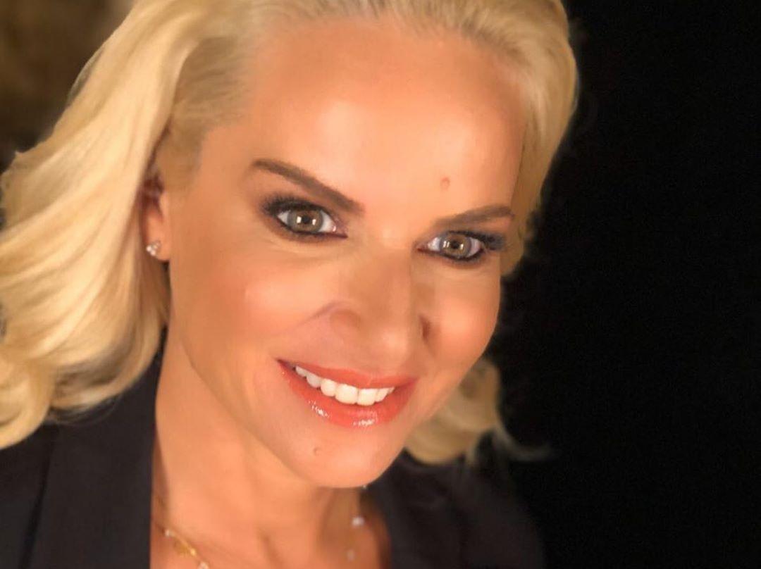 Μαρία Μπεκατώρου: Κάνει… θαλασσοθεραπεία σε spa! Βίντεο