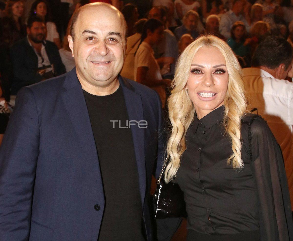 Μάρκος Σεφερλής – Έλενα Τσαβαλιά: Βραδινή έξοδος στο Ηρώδειο για το ζευγάρι! | tlife.gr