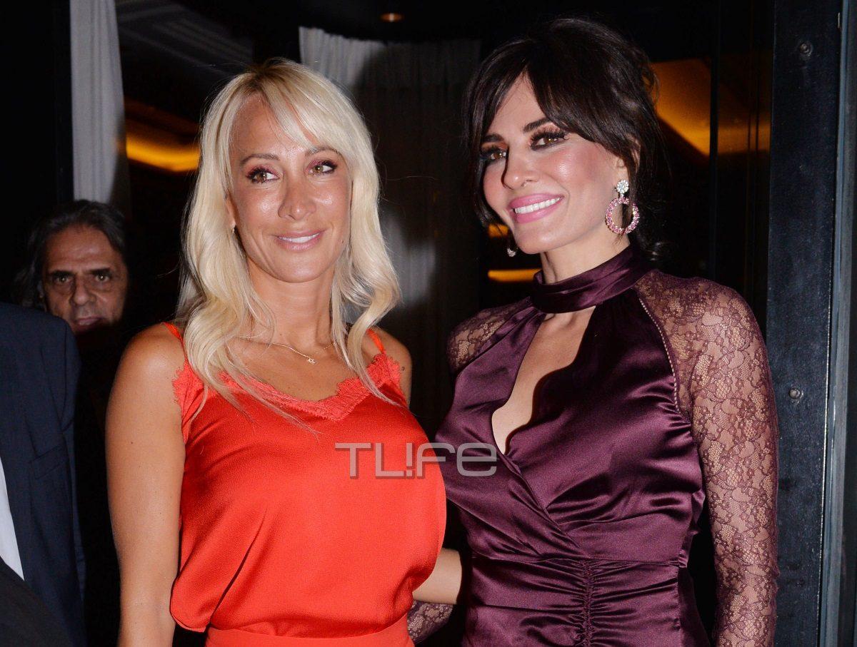 Μαρία Ματσούκα: Καμάρωσε την αδερφή της, Δήμητρα Ματσούκα, στην επίσημη πρεμιέρα της [pics] | tlife.gr