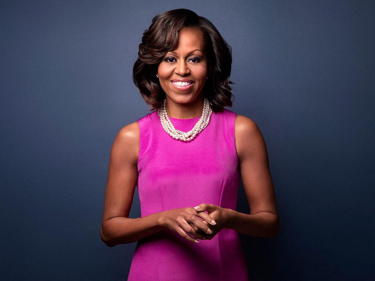 Η Michelle Obama όπως δεν την έχεις ξαναδεί! Με κολάν και μπουστάκι στο γυμναστήριο [pic]