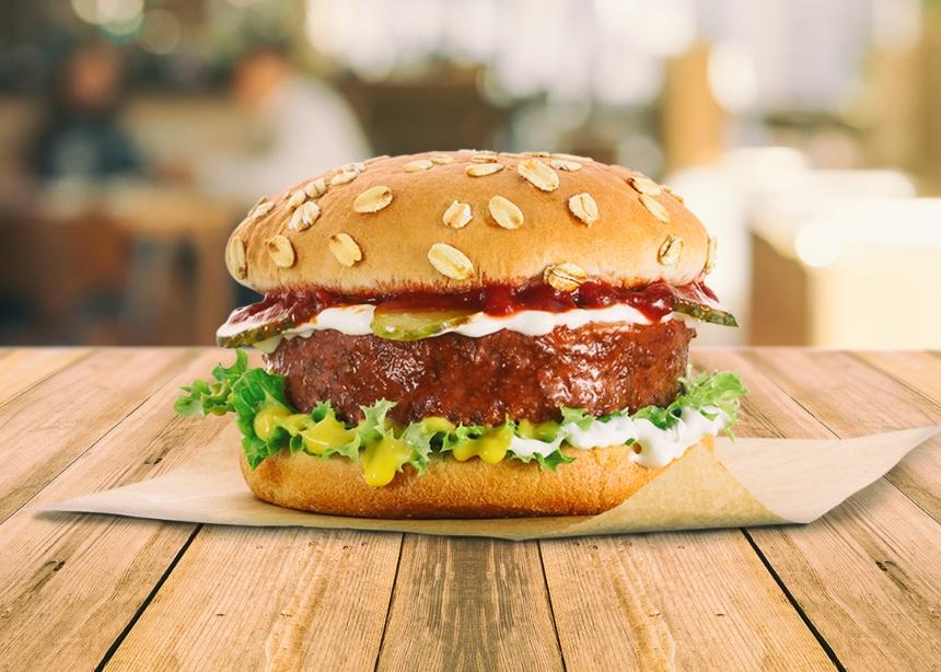 Τα Goody's Burger House κάνουν την πιο νόστιμη, Meat Free έκπληξη! | tlife.gr