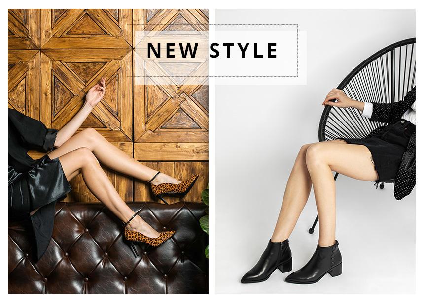 Ανακάλυψε όλες τις μεγάλες τάσεις στα παπούτσια στην νέα συλλογή της  Adam's Shoes. | tlife.gr