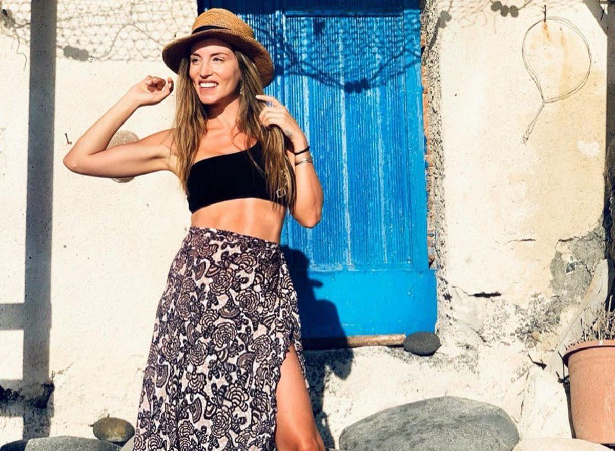 Αθηνά Οικονομάκου: Συνεχίζει να ζει το καλοκαίρι της! Η νέα απόδραση στο Αίγιο [pics] | tlife.gr