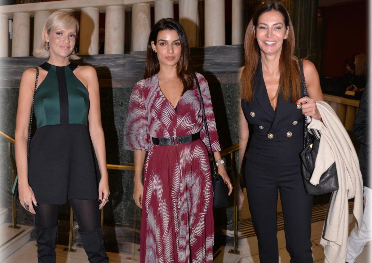 «Ωνάσης: Τα θέλω όλα»: Οι celebrities στην πρεμιέρα στο θέατρο Παλλάς! [pics]   tlife.gr