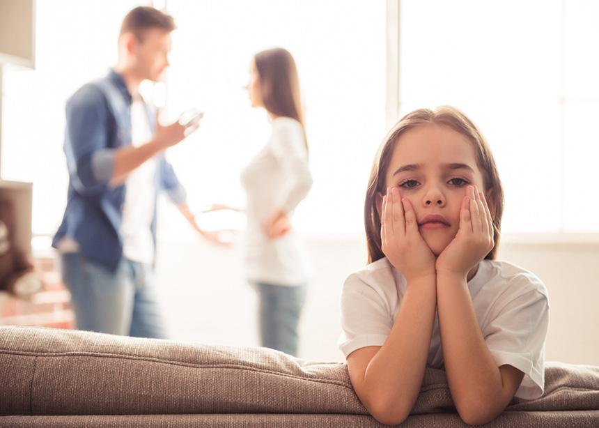 Γιατί δεν πρέπει να μαλώνετε μπροστά στο παιδί! | tlife.gr