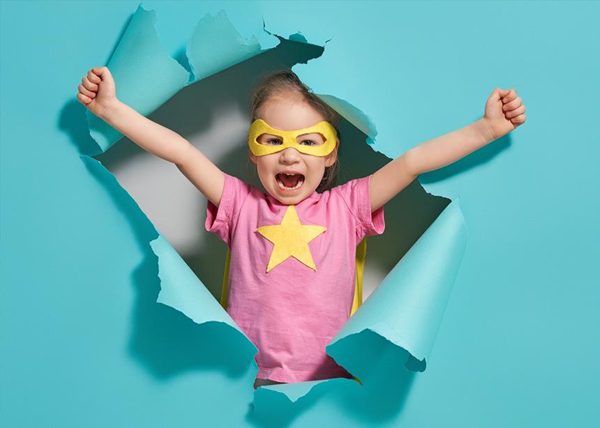 Tα sos tips για να κάνεις το παιδί σου θαρραλέο | tlife.gr