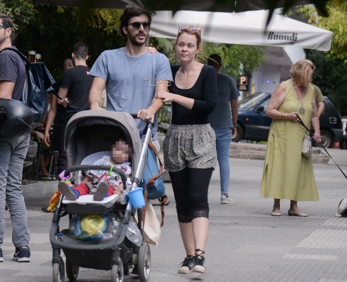 Λένα Παπαληγούρα – Άκης Πάντος: Ο γιος τους έδεσε ακόμη περισσότερο! Φωτογραφίες | tlife.gr